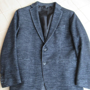 Banana Republic Slim Fit Black Blazer 38S